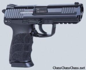 Heckler Koch HK45 right side