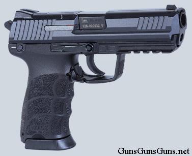 Handgun Review: the Heckler & Koch HK45 | GunGunsGuns.net