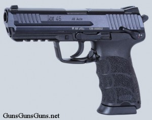Heckler Koch HK45 photo