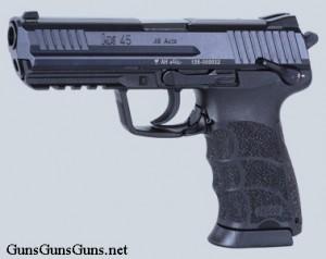Heckler Koch HK45
