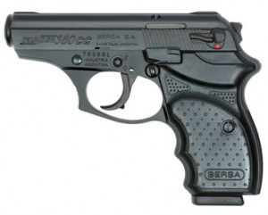 The Thunder 380 Concealed Carry from the left.