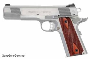 Colt XSE Government stainless