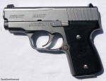 Kahr Arms MK40 left side photo