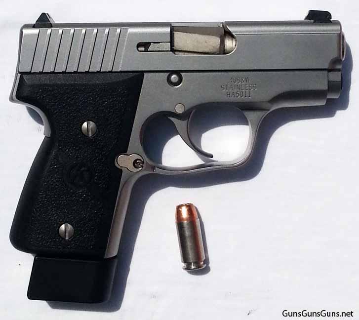 Handgun Review: the Kahr Arms MK40 | GunGunsGuns net