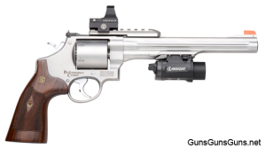 "The Performance Center model with the 8.375"" barrel."