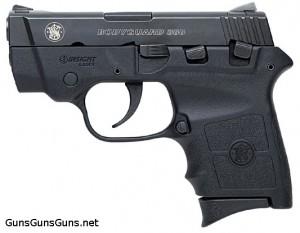 Smith & Wesson Bodyguard 380 photo