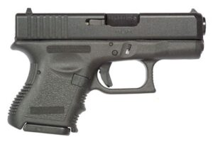 Glock 39 right side photo