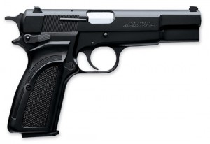 Browning Hi-Power Mark III photo