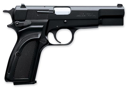 Browning Hi-Power Mark III photo