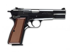 Browning Hi-Power Standard photo