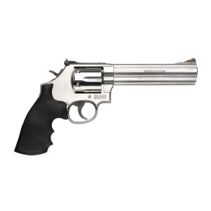 """The Model 686 with the 6"""" barrel."""