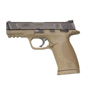 Smith Wesson MP45 flat dark earth left side photo