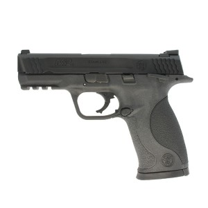 Smith Wesson MP45 safety left side photo