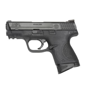 Smith Wesson MP9c left side photo
