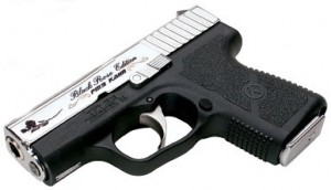 Kahr Arms PM9 Black Rose Edition photo