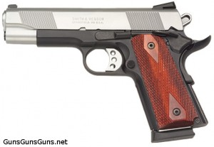 Smith & Wesson SW1911 Compact ES