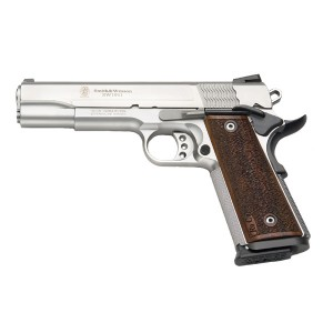 Smith Wesson SW1911 Pro left side photo