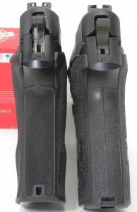 SIG P229 P228 comparison photo