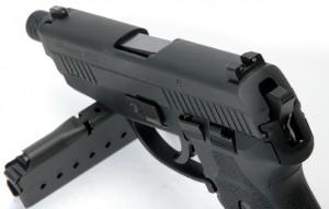P239 Tactical rear photo