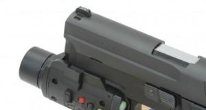 SIG Sauer P229 E2 front sight photo