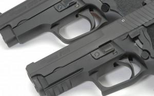 SIG Sauer P229 trigger comparison