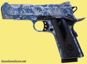 The Hawk with the Navy finish.