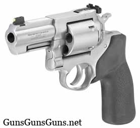 Ruger GP100 44 special left front photo
