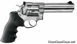 Ruger GP100 5inch right side photo