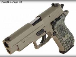 The P220 Scorpion.