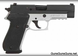 The P220 reverse two tone.