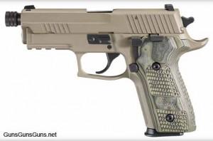 The P229 Scorpion TB.