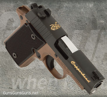SIG Sauer P238 Copperhead photo