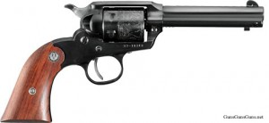 Ruger New Bearcat blued photo