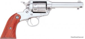 Ruger New Bearcat satin stainless photo