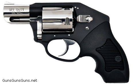 Charter Arms Undercover Lite DAO Off Duty high-polish matte-black