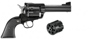 "The New Model Blackhawk Convertible with the 4.62"" barrel."