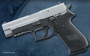 The P220 two tone.