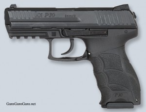 The P30 from the left.