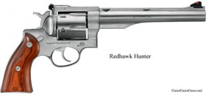 Ruger Redhawk Hunter right side photo