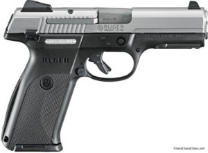 Ruger SR9 stainless photo