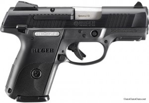 Ruger SR9c black photo