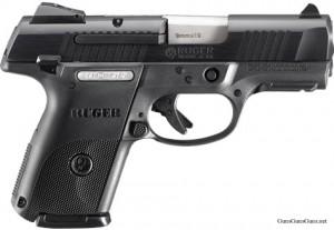 Ruger SR9c black photo