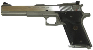 22 WMRLeft side view