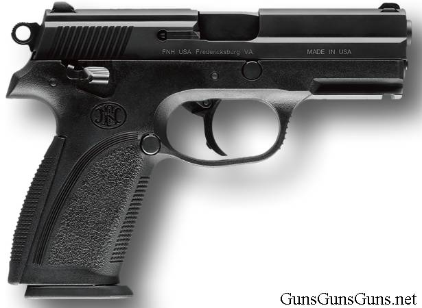 FNP-9 right side photo