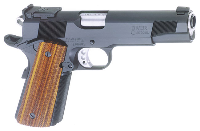 "Les Baer 1911 Premier II 5"" photo"