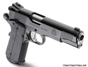 Springfield Armory TRP Black Armory Kote photo