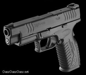 Springfield Armory XDm 40 4point5 photo