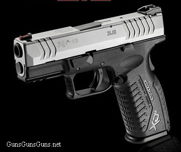 Springfield Armory XDm 9mm 3point8 photo