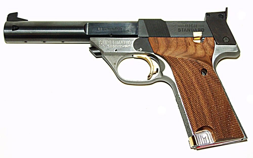 supermatic trophy lr left side model gungunsgunsnet