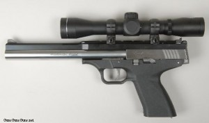 Excel Arms MP22 with scope